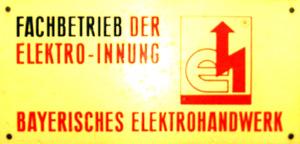 Fachbetrieb der Elektro-Innung